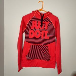 "Nike ""Just Do It"" Therma Fit Hoodie"